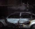 В 14 микрорайоне сгорело два автомобиля