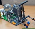 Открытый конкурс по роботехнике