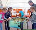 День открытых любительских турниров по настольным и спортивным играм