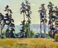 Юбилейная выставка живописи и графики Виктора Дубовикова