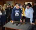 В УВД Зеленограда прошел День открытых дверей для школьников