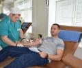 Зеленоградские полицейские приняли участие в акции «День донора»