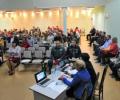 Встреча сотрудников МЧС с представителями образования