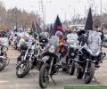 Более 300 мотоциклистов приняли участие в открытии сезона в Зеленограде