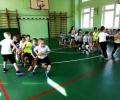Веселые старты в школе №854