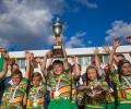 Зеленоградская команда стала победителем 41-го Международного турнира по регби «Золотой овал»