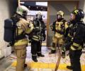 Пожарно-тактические учения в Культурном центре «Зеленоград»