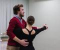 Мастер-класс по дуэтному танцу