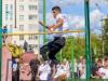 В Зеленограде прошел VII чемпионат по воркауту