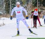 В Зеленограде прошли соревнования по лыжным гонкам